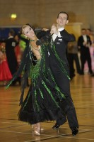 Mark Elsbury & Olga Elsbury at South of England Championships