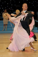 Tony Dokman & Amanda Dokman at UK Open 2006