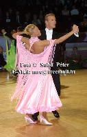 Tony Dokman & Amanda Dokman at 50th Elsa Wells International Championships 2002