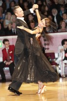 Lukasz Tomczak & Aleksandra Jurczak at International Championships 2012