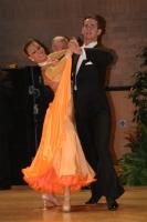 Lukasz Tomczak & Aleksandra Jurczak at UK Open 2009