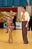 Andrea Silvestri & Martina Váradi at Hajdu Cup 2007
