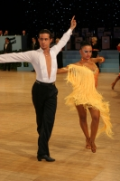 Andrea Silvestri &amp; Martina Vradi at UK Open 2009