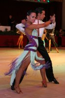 Andrea Silvestri & Martina Váradi at Blackpool Dance Festival 2009