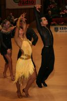 Andrea Silvestri & Martina Váradi at 44th Savaria International
