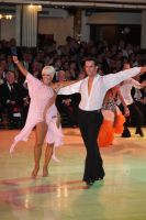 David Byrnes & Karla Gerbes at Blackpool Dance Festival 2011