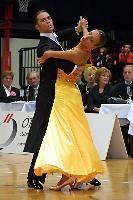Federico Di Toro & Genny Favero at Austrian Open Championships 2004