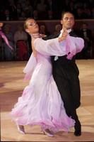 Federico Di Toro &amp; Genny Favero at International Championships 2005