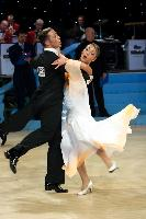 Federico Di Toro &amp; Genny Favero at UK Open 2006