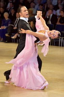 Federico Di Toro & Genny Favero at UK Open 2007