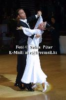 Federico Di Toro & Genny Favero at 50th Elsa Wells International Championships 2002