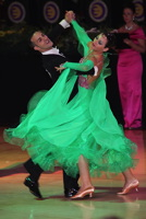 Victor Buenavida & Petra Cernakova at Blackpool Dance Festival