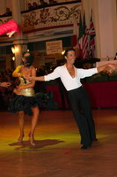 Fabio Modica & Tinna Hoffmann at Blackpool Dance Festival 2005