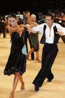 Fabio Modica & Tinna Hoffmann at UK Open 2010