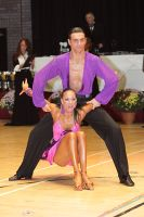 Raimondo Todaro & Francesca Tocca at International Championships 2009