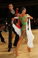Emanuele Soldi & Elisa Nasato at International Championships 2012