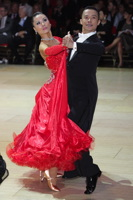Alex Hou & Melody Hou at Blackpool Dance Festival 2012