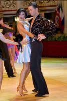 Photo of Andrea De Angelis & Ekaterina Vaganova