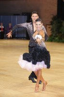 Kirill Belorukov & Elvira Skrylnikova at UK Open 2011