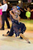 Kirill Belorukov & Elvira Skrylnikova at Blackpool Dance Festival 2007