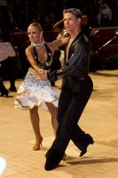 Kirill Belorukov &amp; Elvira Skrylnikova at The International Championships