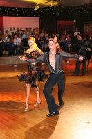 Kirill Belorukov & Elvira Skrylnikova at Imperial 2008