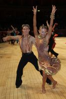 Kirill Belorukov & Elvira Skrylnikova at International Championships 2009