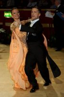 Mauro Favaro & Angelina Shabulina at The International Championships