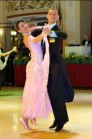 Luca Rossignoli & Veronika Haller at Blackpool Dance Festival 2007