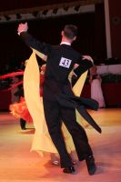 Luca Rossignoli & Veronika Haller at Blackpool Dance Festival 2008