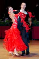 Luca Rossignoli & Veronika Haller at Blackpool Dance Festival 2009