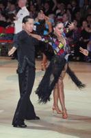 Ke Qiang Shao & Na Yang at Blackpool Dance Festival 2012