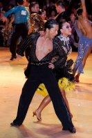 Ke Qiang Shao & Na Yang at Blackpool Dance Festival 2009