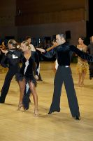 Franco Formica & Oxana Lebedew at UK Open 2010