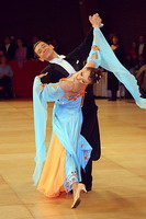 Kota Shoji &amp; Nami Shoji at UK Open 2005