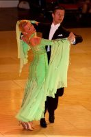 Alexandre Chalkevitch & Larissa Kerbel at