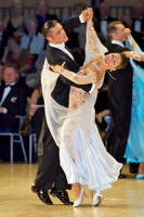 Grant Barratt-thompson & Mary Paterson at UK Open 2007