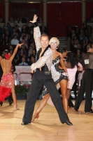 Andre Paramonov & Natalie Paramonov at International Championships 2011