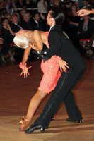 Andre Paramonov &amp; Natalie Paramonov at Blackpool Dance Festival 2005