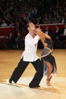 Joshua Keefe & Sara Magnanelli at International Championships 2011