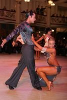 Joshua Keefe & Sara Magnanelli at Blackpool Dance Festival 2008