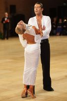 Joshua Keefe & Sara Magnanelli at UK Open 2010