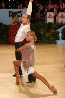 Riccardo Cocchi & Yulia Zagoruychenko at UK Open 2009
