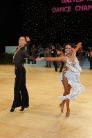 Jonas Kazlauskas & Jasmine Chan at UK Open 2011