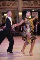 Jonas Kazlauskas & Jasmine Chan at Blackpool Dance Festival 2010