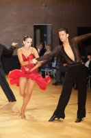 Danny Stowell & Kate Moore at UK Open 2011