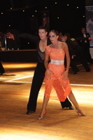 Danny Stowell & Kate Moore at Imperial 2011