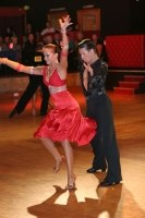 Danny Stowell & Kate Moore at Imperial 2008