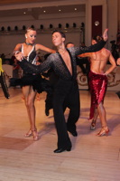 Luke Miller & Hanna Cresswell at Blackpool Dance Festival 2012