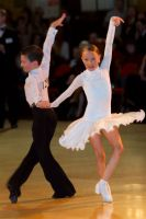 Luke Miller & Hanna Cresswell at The British Closed 2007
